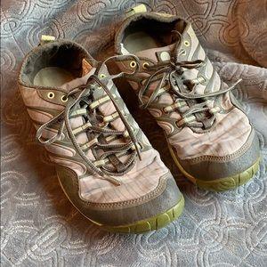 Merrell Vibram Glove Lithe outdoor adventure shoes
